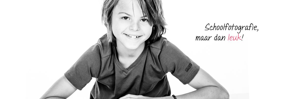 knappe koppies | schoolfoto's waar iedereen blij van wordt